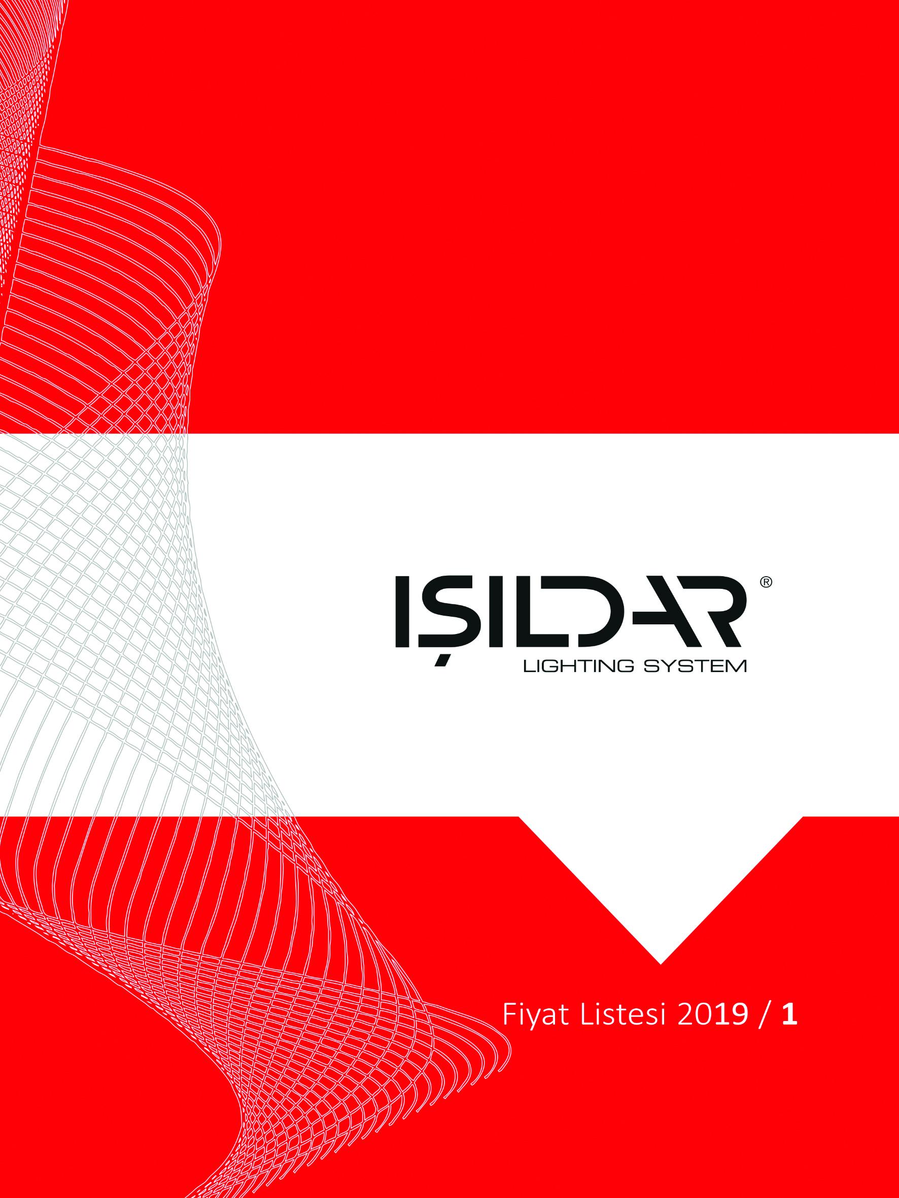 IŞILDAR AYDINLATMA 2019 - 1