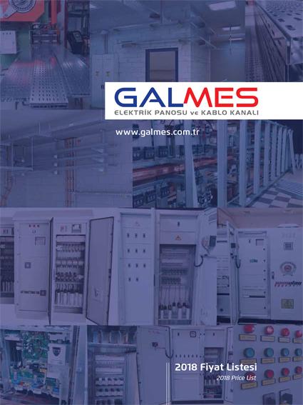 GALMES FİYAT LİSTESİ 2018